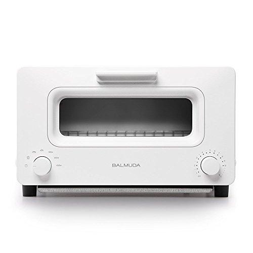 Steam oven toaster BALMUDA The Toaster K01A-WS White