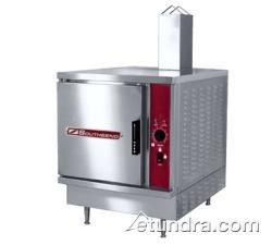 Southbend RG24A-5 Countertop Gas Convection Steamer 5 12 x 20 Pan Capacity
