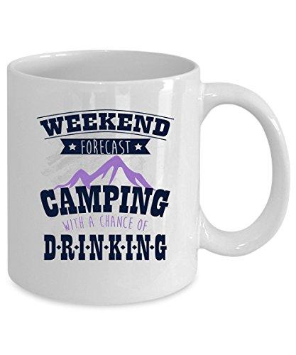 Camping Coffee Mug 11 oz Camping gift