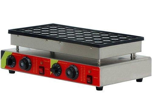 Generic Commercial Use Nonstick 50-cavity 18 Poffertjes Mini Dutch Pancake Machine