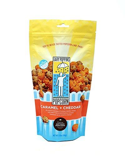 Gary Poppins Caramel  Cheddar Popcorn Bag 55oz