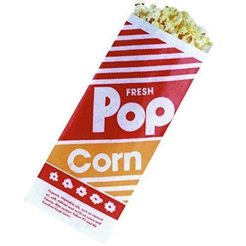 Popcorn Bags case of 1000