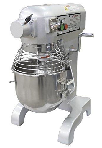 American Eagle Food Machinery AE-10NA 10 Quart 23HP Commercial Planetary Mixer w12 Hub ETLNSFCE 115V60Hz1Ph