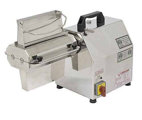 American Eagle Food Machinery AE-JS12 1HP Commercial Electric Jerky Slicer Kit Stainless Steel