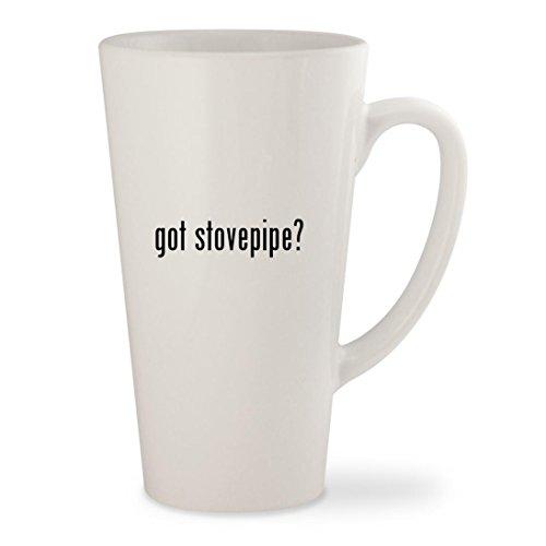 got stovepipe - White 17oz Ceramic Latte Mug Cup