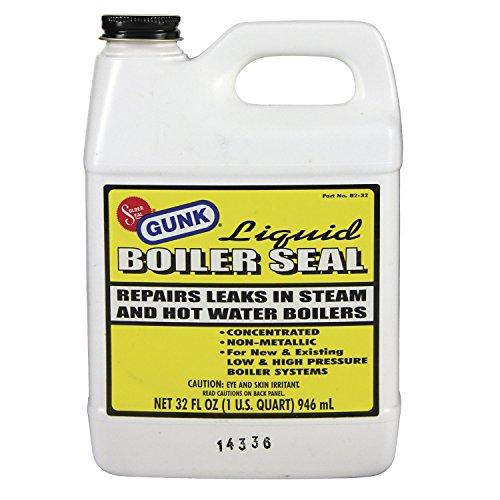 Gunk B232 Liquid Boiler Seal - 32 oz