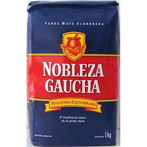 Nobleza Gaucha Yerba Mate 22 lb 1 kg