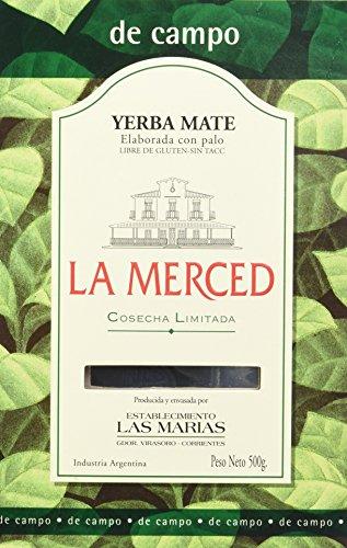 Yerba Mate La Merced Cosecha Limitada 166 Oz