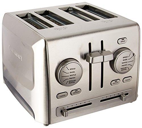 Cuisinart CPT-640 4-Slice Metal Toaster Stainless Steel