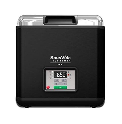 Sous Vide Supreme Demi Water Oven Black SVD-00101