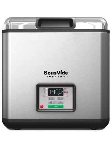 Sous Vide Supreme Water Oven SVS10LS
