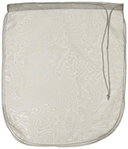 Home Brew Ohio Premium Fine Mesh Food Grade Nut Milk Bag for Almond MilkSoy Milk 9 x 12