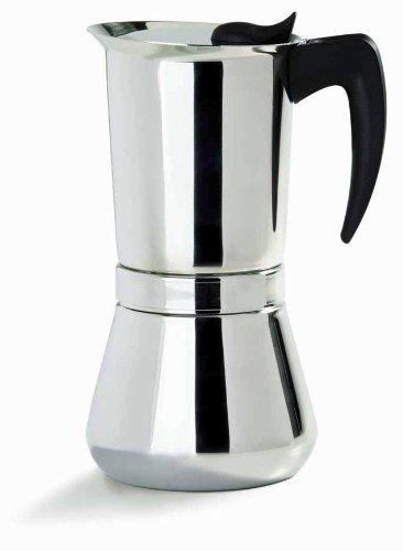 Vev Vigano Vespress 8101 Stainless Steel Stovetop Espresso Maker 2 Cups