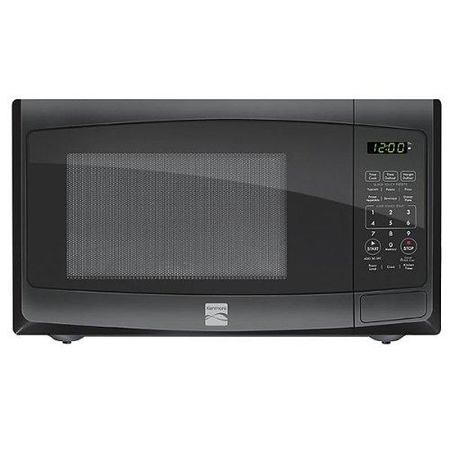 Kenmore 0.9 Cu. Ft. Countertop Microwave Black 73099