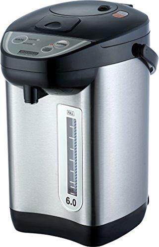 Euro Tech ET6010 6-Quart Hot Water Urn With Auto Dispenser With Shabbat Mode