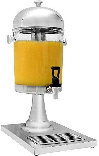 Estilo Heavy Duty Stainless Steel Drink Dispenser 8L
