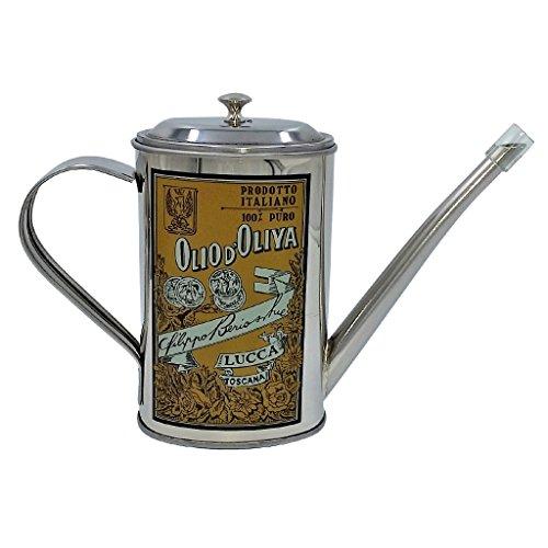 Kitchen Supply Olive Oil Dispenser Stainless Steel
