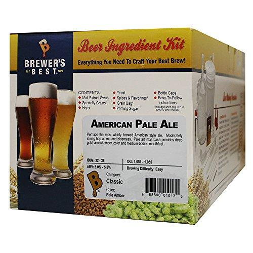 Brewers Best 1013 Brewers Best American Pale Ale Home Brewing Ingredient Kit