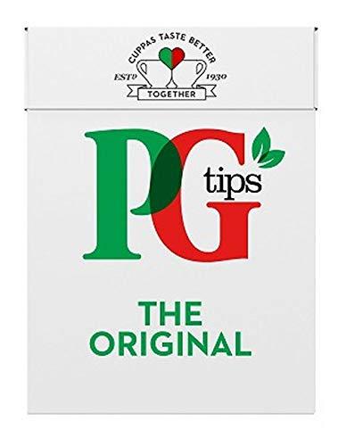PG Tips Premium Black Tea Pyramid Bags 80 ct