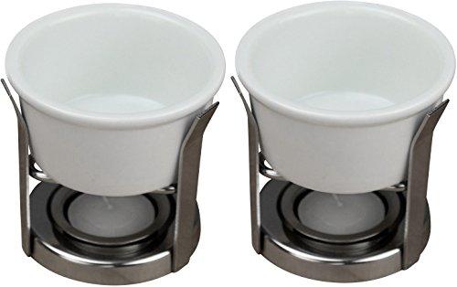 Omniware Culinary Proware Porcelain Butter Warmer Set