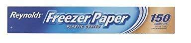 Reynolds Freezer Paper 150 Sq Ft Pack of 6
