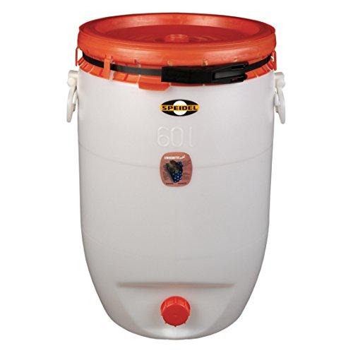 Speidel Plastic Fermenter - 60L 159 gal