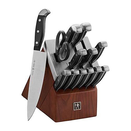 Henckels International Statement Self-Sharpening Knife Block Set 14 Piece