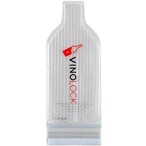 Vinolock - Reusable Wine Bottle Protector - 6 pack