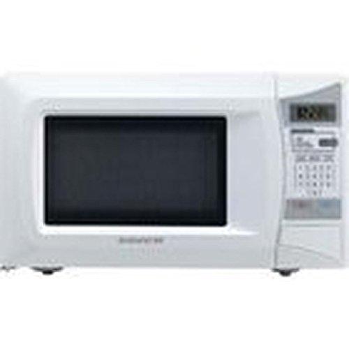 Daewoo Kor7l0ew 0.7 Cuft 700 Watt White Countertop Microwave Oven