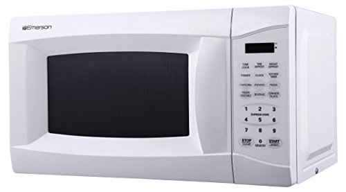 White Emerson Microwave Bestmicrowave