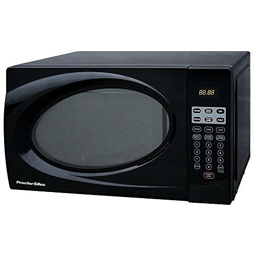 Proctor Silex 0.7 Cu. Ft. 700 Watt Microwave Oven With Digital Display