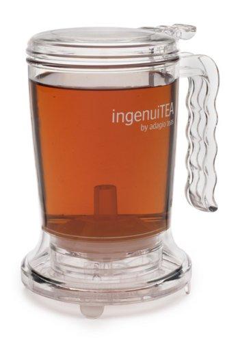 Adagio Teas 28 oz ingenuiTEA Iced Tea Teapot