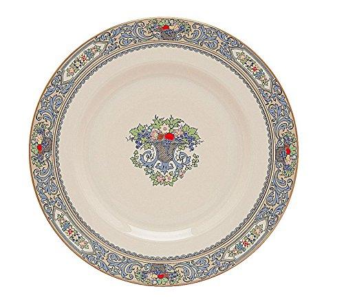 Lenox Autumn Gold Banded Ivory China Salad Plate
