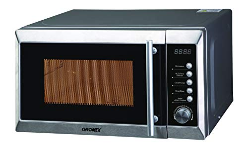 20 Liter Digital Microwave Oven silver Chromex CH-521