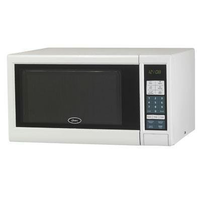 Oster DHOGM41101 Brentwood 11 cu ft Digital Microwave Oven CF White