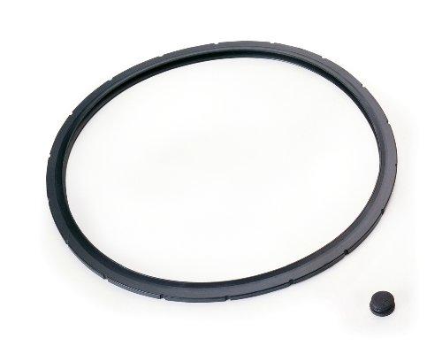 Presto 09903  Pressure Cooker Sealing RingOverpressure Plug Pack 3 4 Quart