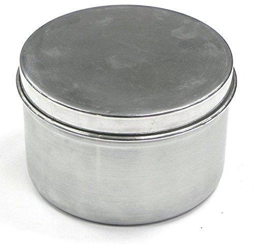 JACHNUN Aluminum Bowl Pot Cookware Original Traditional Yemenite Jewish Food Baking Cooking Dish 24cm Sealed