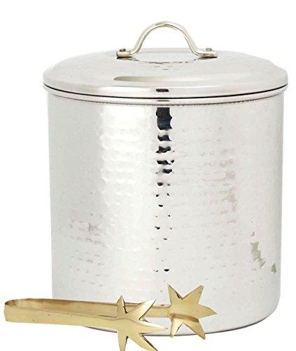 Old Dutch International 976 Ice Bucket 3-Quart Stainless Steel
