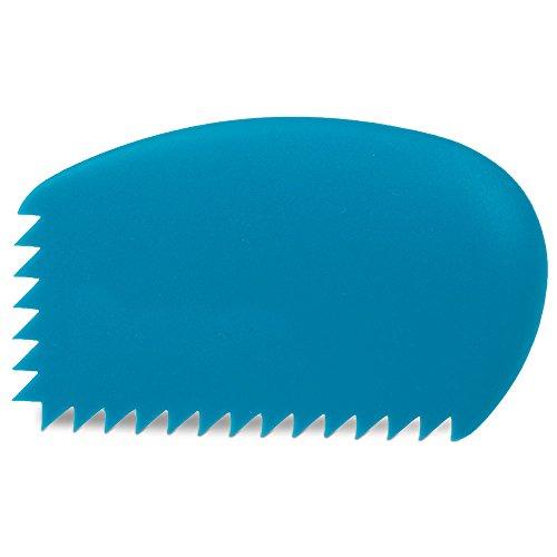 JB Prince Sawtooth Silicone Decorating Comb