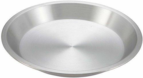 Winco APPL-10 Aluminum Pie Pan 10-Inch