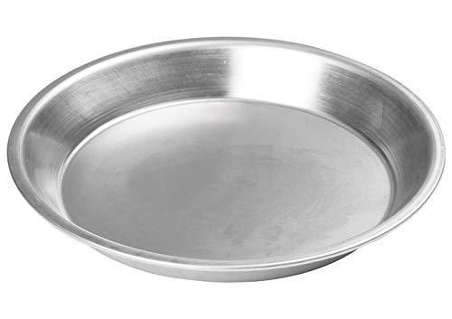 Winco APPL-11 11-Inch Aluminum Pie Pan NSF Baking Pan Bakeware