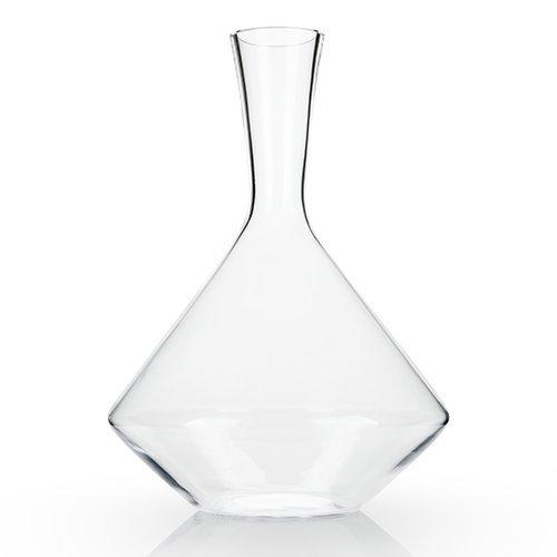 Raye Angled Lead Free Crystal Decanter by Viski