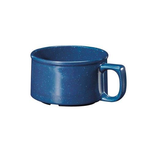 GET Texas Blue 11 Oz Melamine Soup Bowl