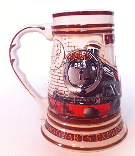 Wizarding World of Harry Potter  39 Ounce Hogwarts Express Train Ceramic Stein Mug