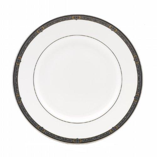 Lenox Vintage Jewel Platinum Banded Bone China Dinner Plate