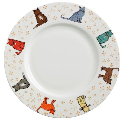 Ulster Weavers Catwalk Bone China Dinner Plate 106-Inch