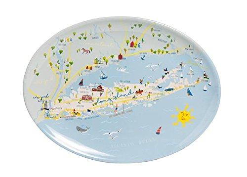 Galleyware Long Island Melamine Oval Platter