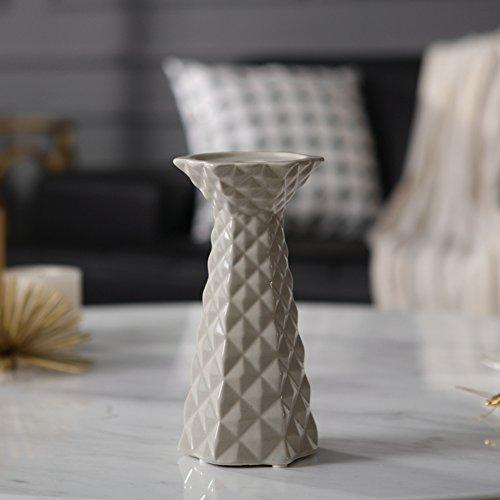 Candle holder candle stick holders ceramic candlestick living room decoration decoration-B
