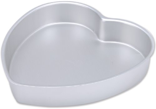 Wilton Decorator Preferred 10-inch Heart Shaped Cake Pan