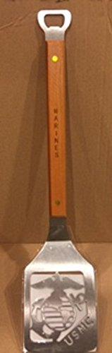 GIFT DEPOT TM Universal Grilling Spatula BBQ Grill Tailgating Equipment USMC Eagle Globe Anchor